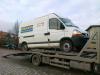 Výkup a odvoz nepojízdného vozidla Renault Master 2.5dCi,rv:2006
