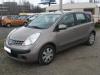 Výkup Nissan Note 1.4i 16V rv:2008, nové v ČR