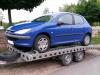 Výkup Peugeot 206 1.4i, rv:1999, nové v ČR