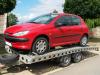Výkup Peugeot 206 1.1i, r.v:2005, nové v ČR