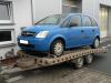 Výkup a odvoz nepojízdného vozidla Opel Meriva 1.6i, rv: 2004, nové v ČR