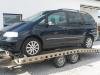 Přeprava vozidla VW Sharan 1.9 TDi