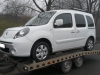 Výkup Renault Kangoo 1.5 dCi, rv:2012, nové v ČR.
