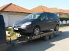 Výkup a odvoz nepojízdného vozidla Peugeot 807, 3,0i + LPG, rv: 2004