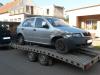 Výkup a odvoz havarovaného vozidla Škoda Fabia, rv: 2004, nové v ČR.