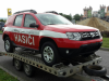 Přeprava nového vozidla Dacia Duster 4x4.