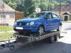 Výkup a odvoz havarovaného vozidla VW Polo, rv: 2003, nové v ČR.