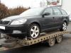 Odtah nepojízdného vozidla Škoda Octavia do servisu.