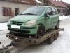 Výkup a odvoz vozidla Hyundai Getz 1.4i, rv: 2003. nové v ČR.