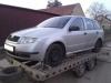 Výkup a odvoz Škoda Fabia kombi 1.4i, rv:2002, nové v ČR.