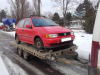 Výkup a odvoz nepojízdného vozidla VW Polo 1.0i, rv:1998,nové v ČR.