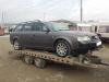 Výkup a odvoz nepojízdného vozidla Audi A6