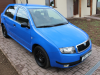 Výkup vozidla Škoda Fabia 1,2HTP, rv:2004, nové v ČR.